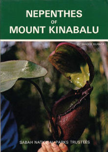 B60 Nepenthes of Mount Kinabalu