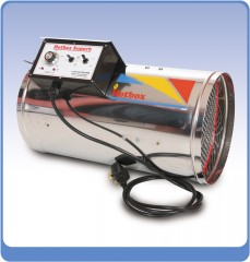 F-HOTSP HOTBOX SUPERB - 2.8KW DUEL OUTPUT FAN HEATER