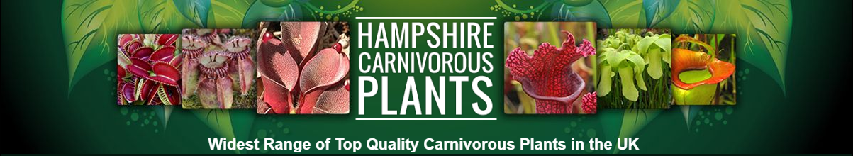 Hampshire Carnivorous Plants Logo