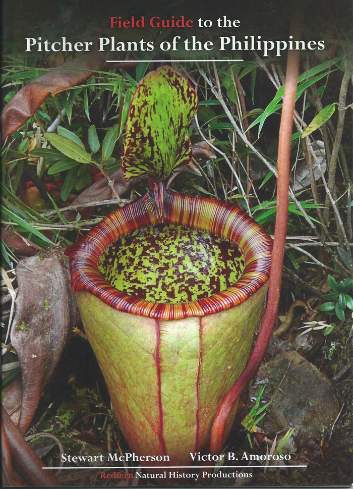 Pitcher plants of the Philipines field guide | Books