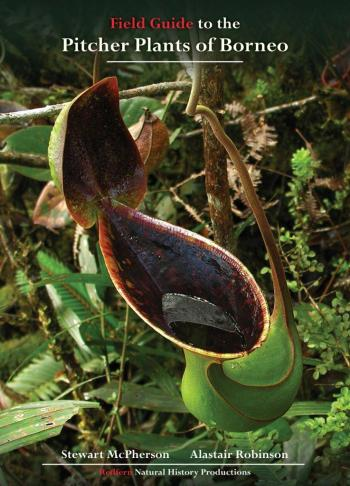 Pitcher plants of Borneo Field guide | Books