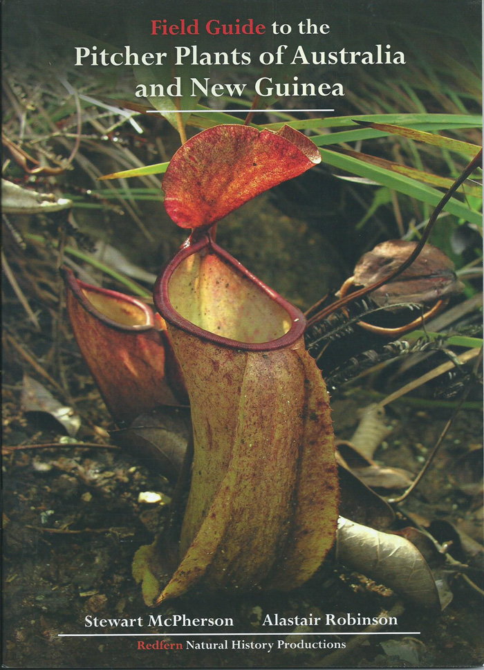 Pitcher plants of Australia and New Guinea Field guide | Books