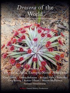 B91 Drosera of the World Volume 2- Oceania, Asia SIGNED